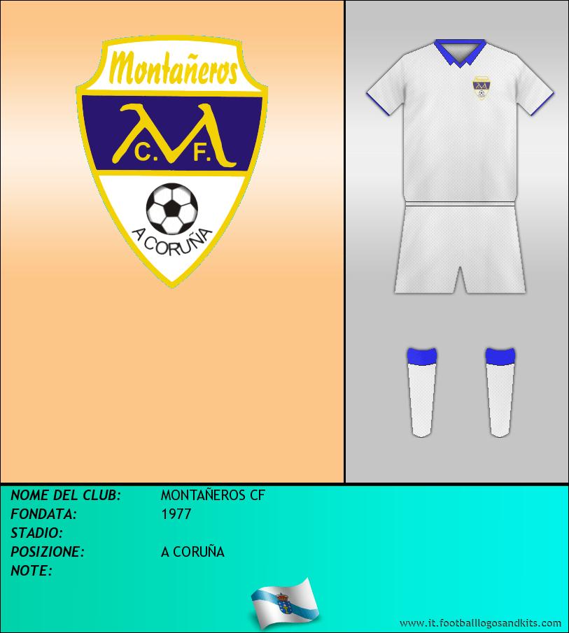 Logo di MONTAÑEROS CF