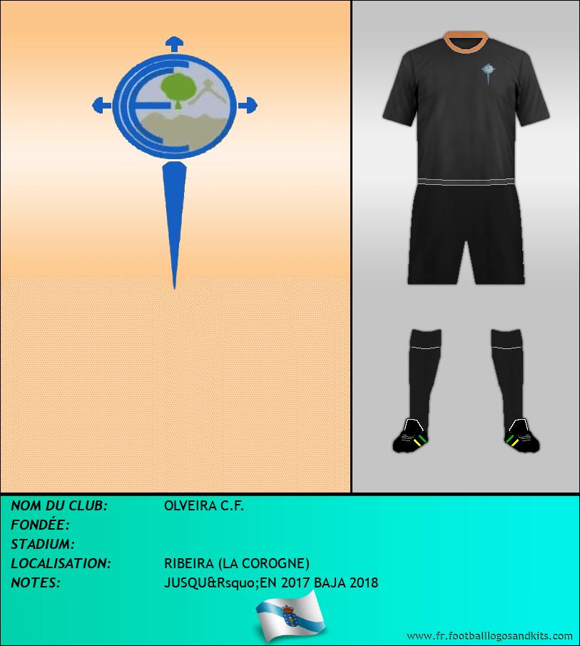 Logo de OLVEIRA C.F.