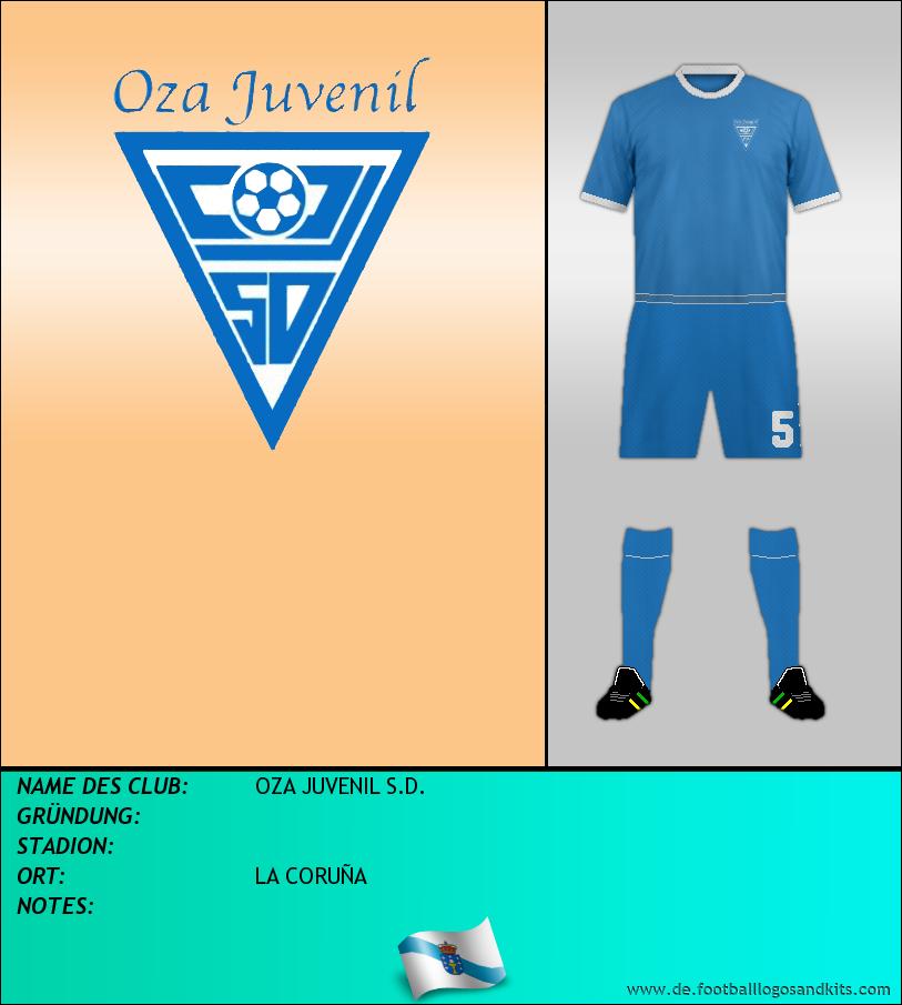 Logo OZA JUVENIL S.D.