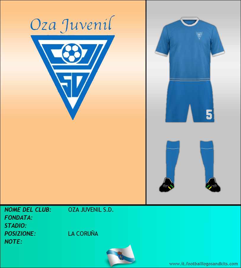 Logo di OZA JUVENIL S.D.
