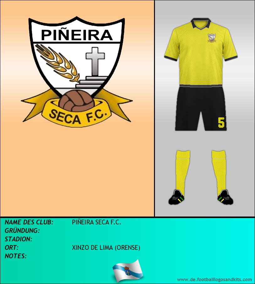 Logo PIÑEIRA SECA F.C.