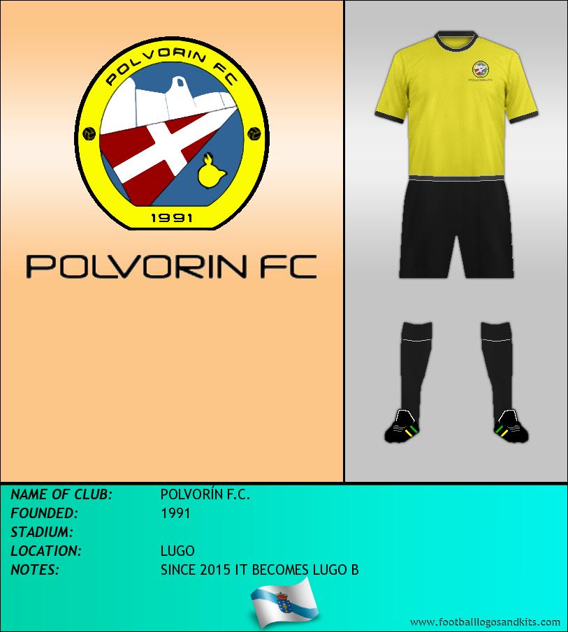 Logo of POLVORÍN F.C.