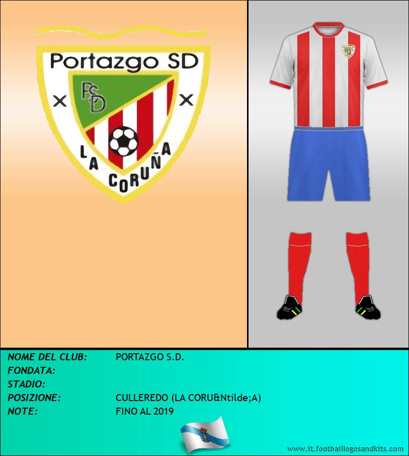 Logo di PORTAZGO S.D.