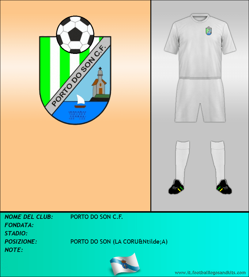 Logo di PORTO DO SON C.F.