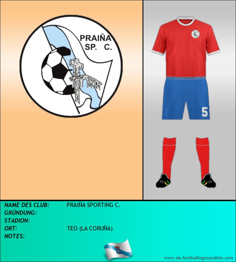 Logo PRAIÑA SPORTING C.