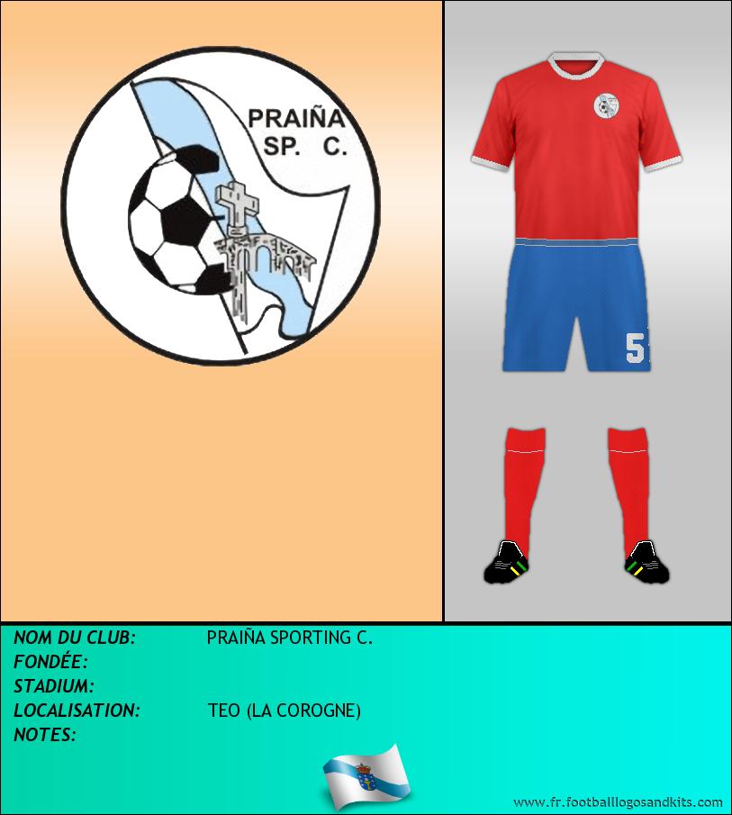 Logo de PRAIÑA SPORTING C.