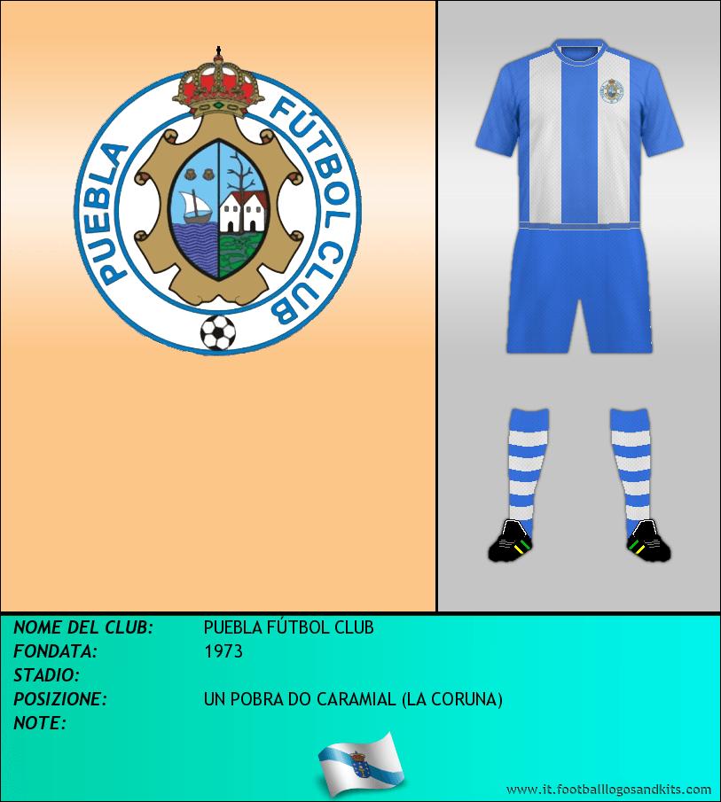 Logo di PUEBLA FÚTBOL CLUB