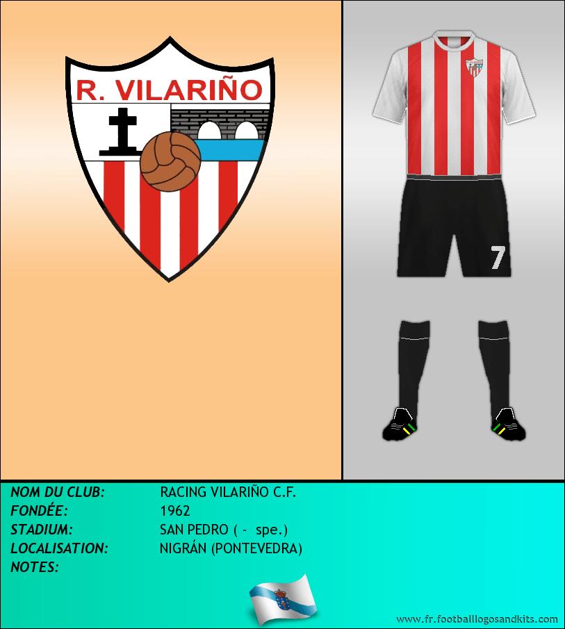 Logo de RACING VILARIÑO C.F.
