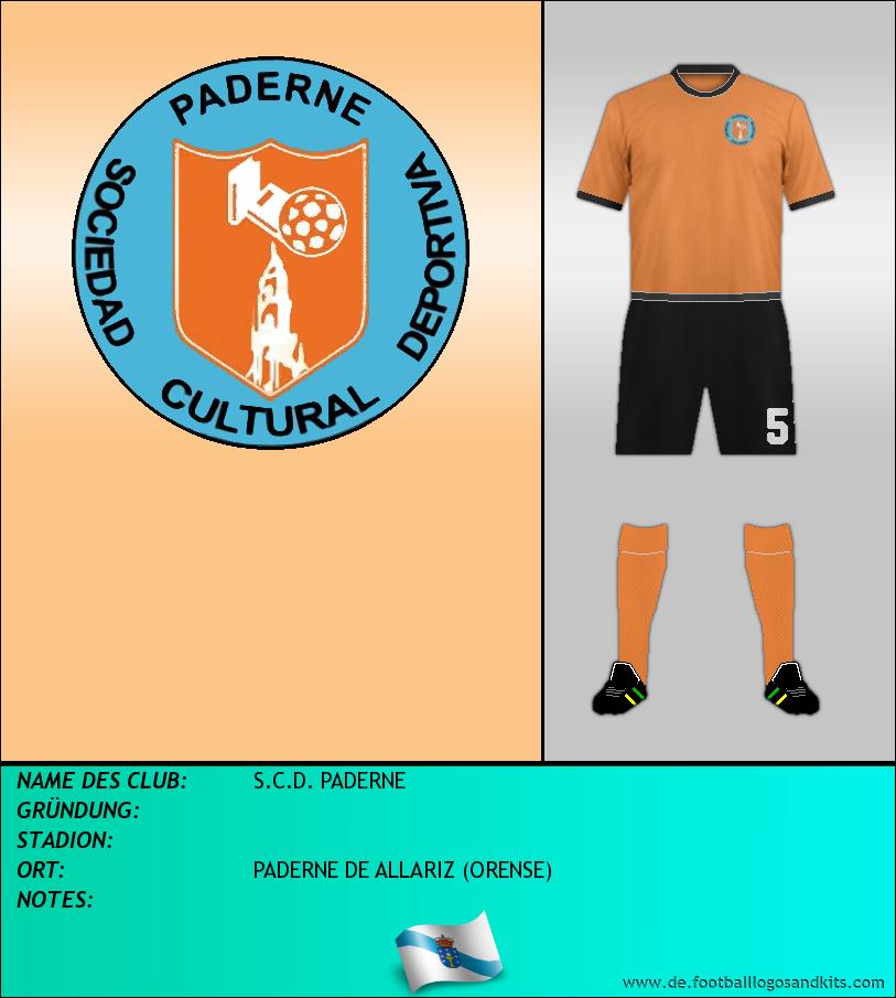Logo S.C.D. PADERNE