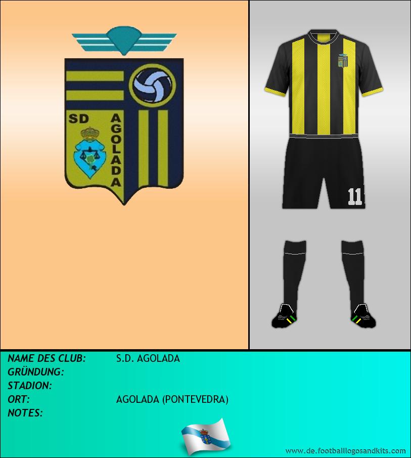Logo S.D. AGOLADA