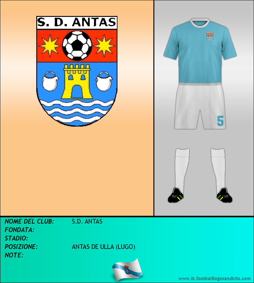 Logo di S.D. ANTAS