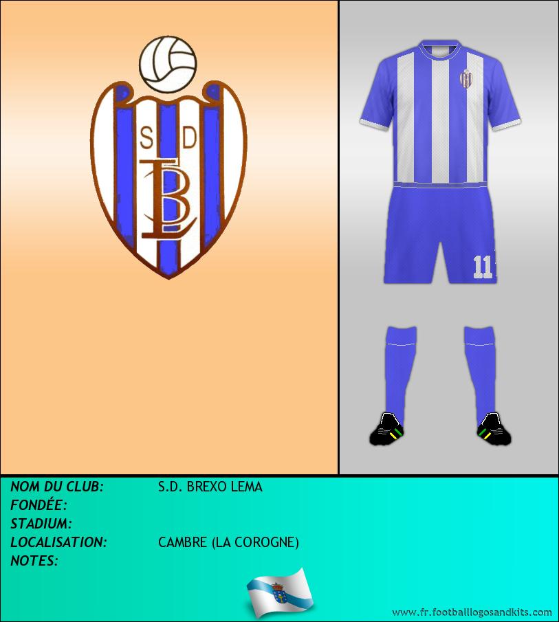 Logo de S.D. BREXO LEMA