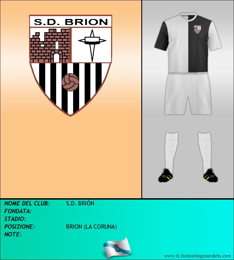 Logo di S.D. BRIÓN