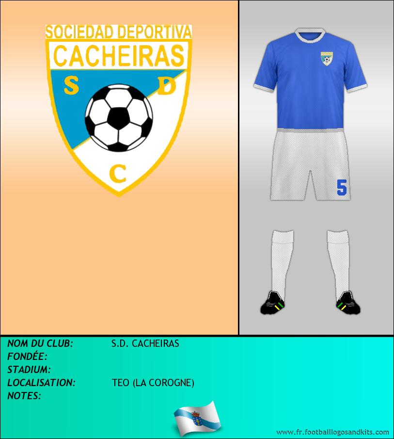 Logo de S.D. CACHEIRAS