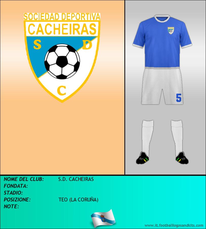 Logo di S.D. CACHEIRAS