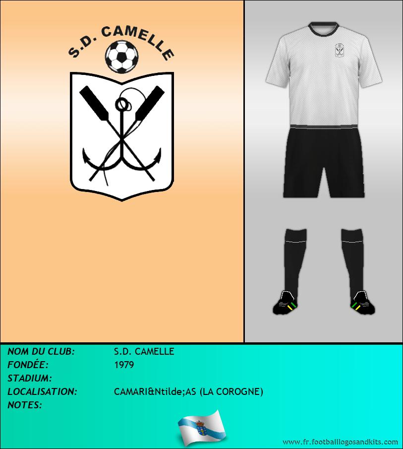 Logo de S.D. CAMELLE
