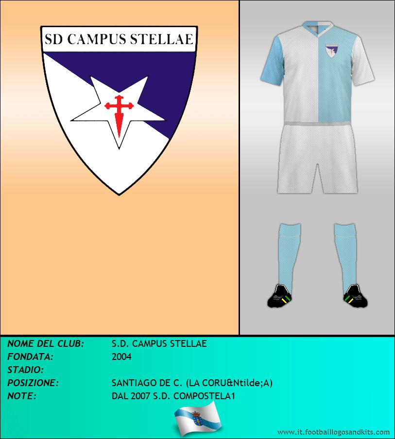 Logo di S.D. CAMPUS STELLAE