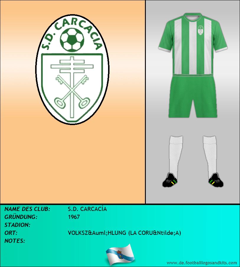 Logo S.D. CARCACÍA