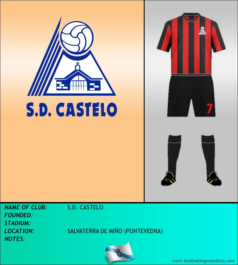 Logo of S.D. CASTELO