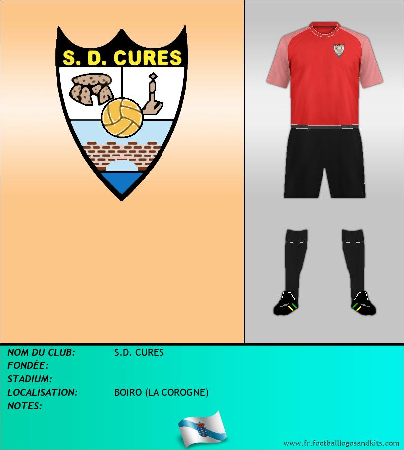 Logo de S.D. CURES