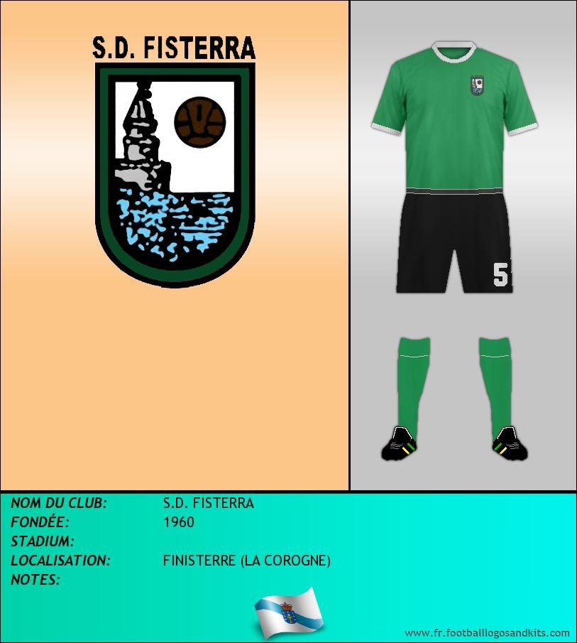 Logo de S.D. FISTERRA