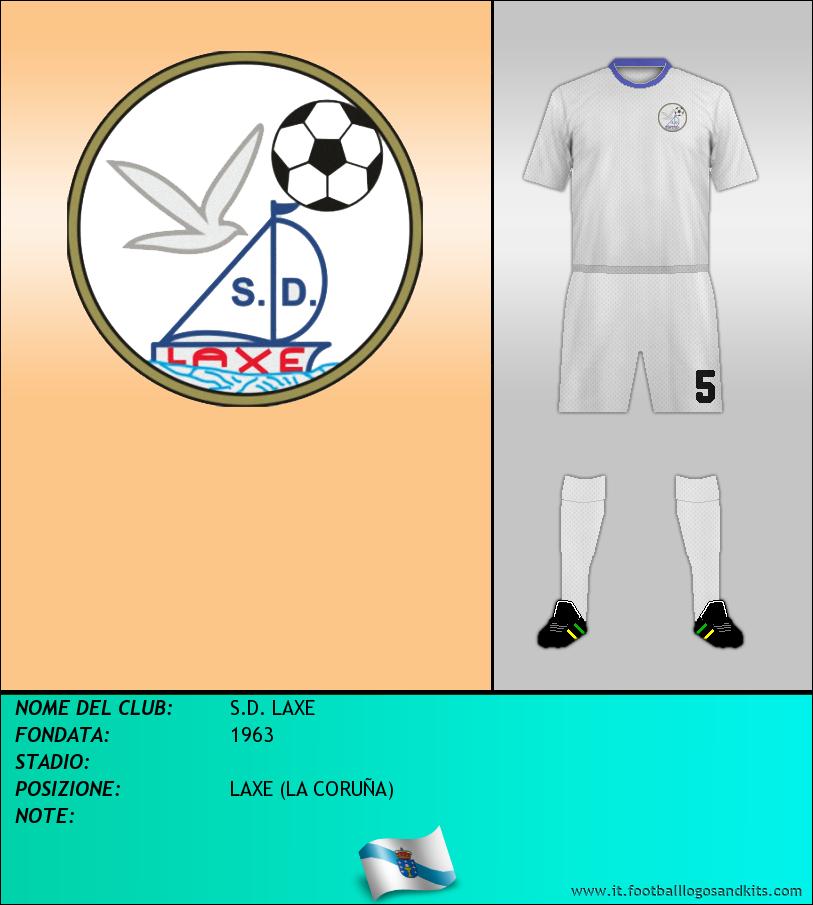 Logo di S.D. LAXE
