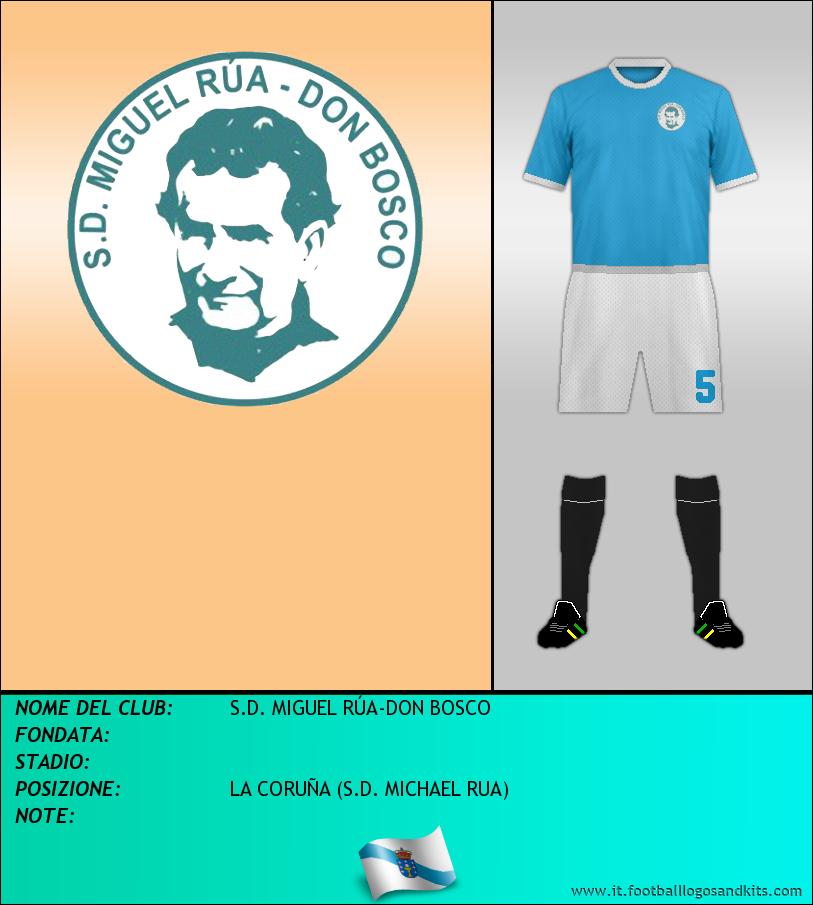 Logo di S.D. MIGUEL RÚA-DON BOSCO