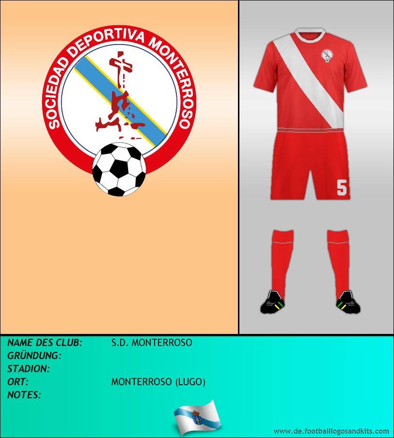 Logo S.D. MONTERROSO