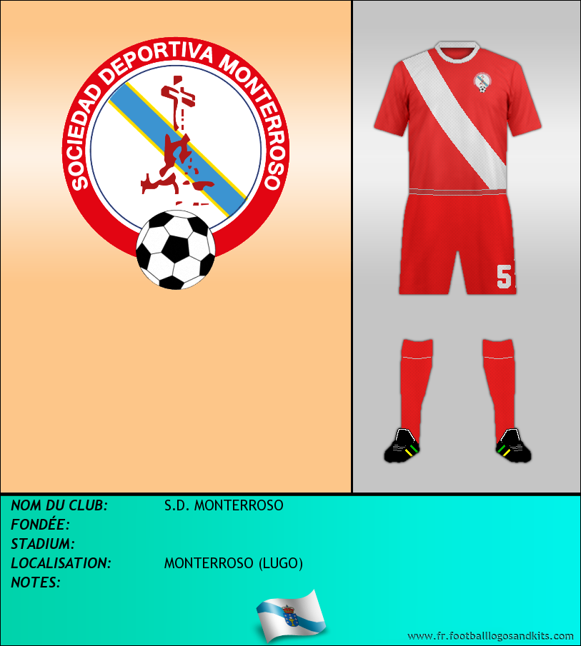 Logo de S.D. MONTERROSO