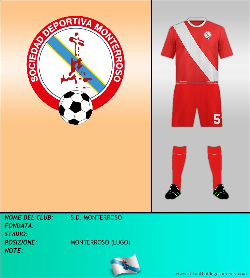 Logo di S.D. MONTERROSO