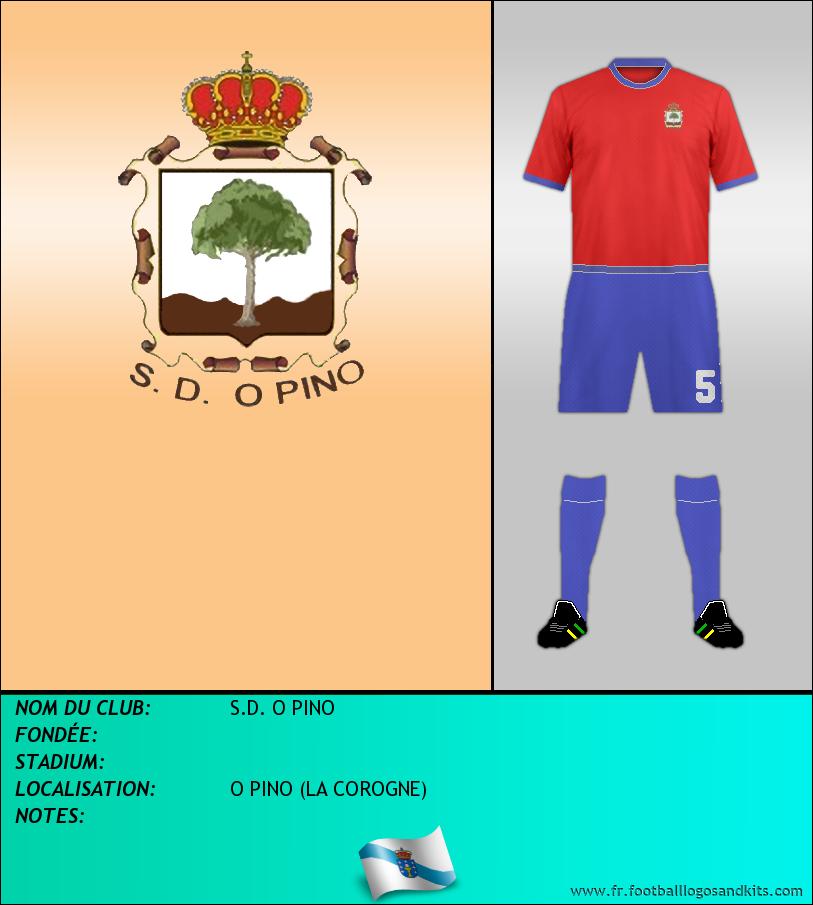 Logo de S.D. O PINO