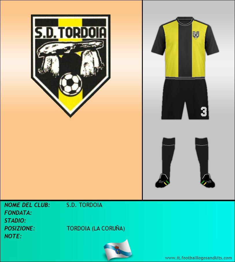 Logo di S.D. TORDOIA