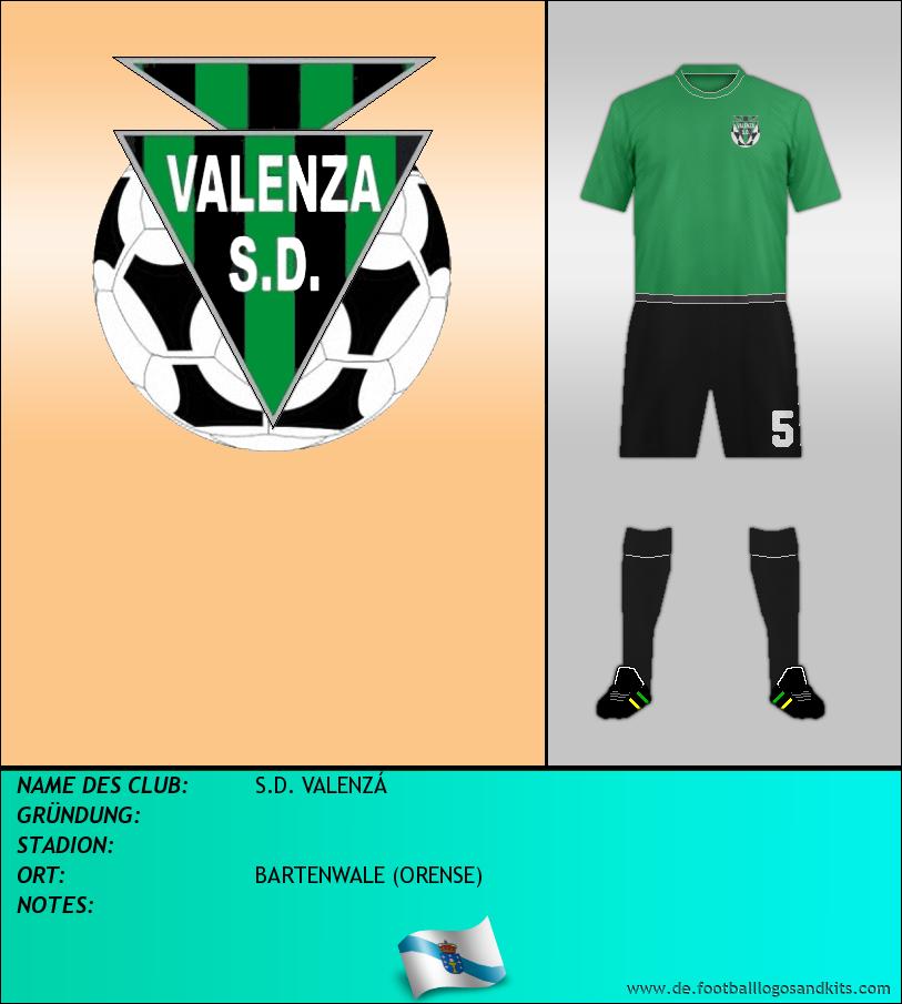 Logo S.D. VALENZÁ