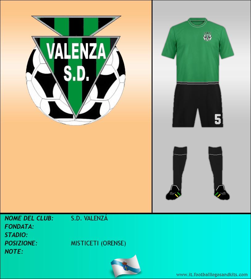 Logo di S.D. VALENZÁ
