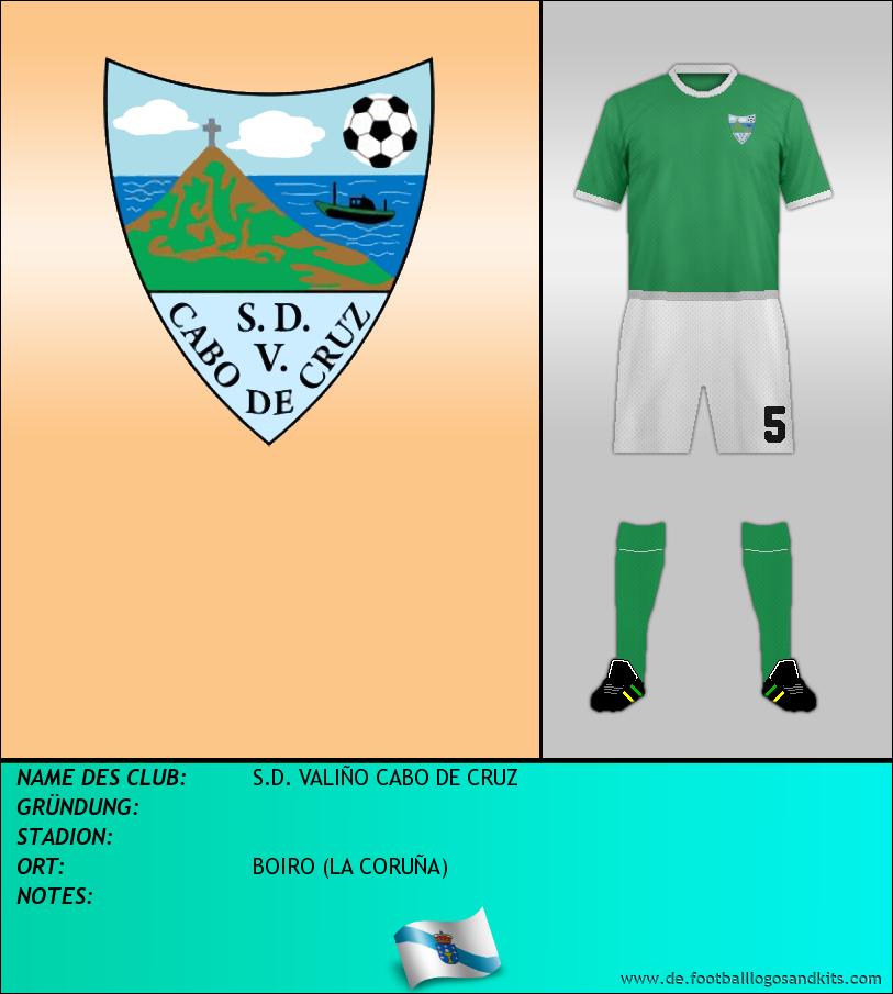 Logo S.D. VALIÑO CABO DE CRUZ
