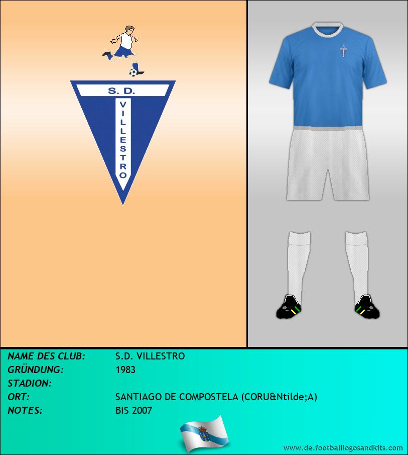 Logo S.D. VILLESTRO