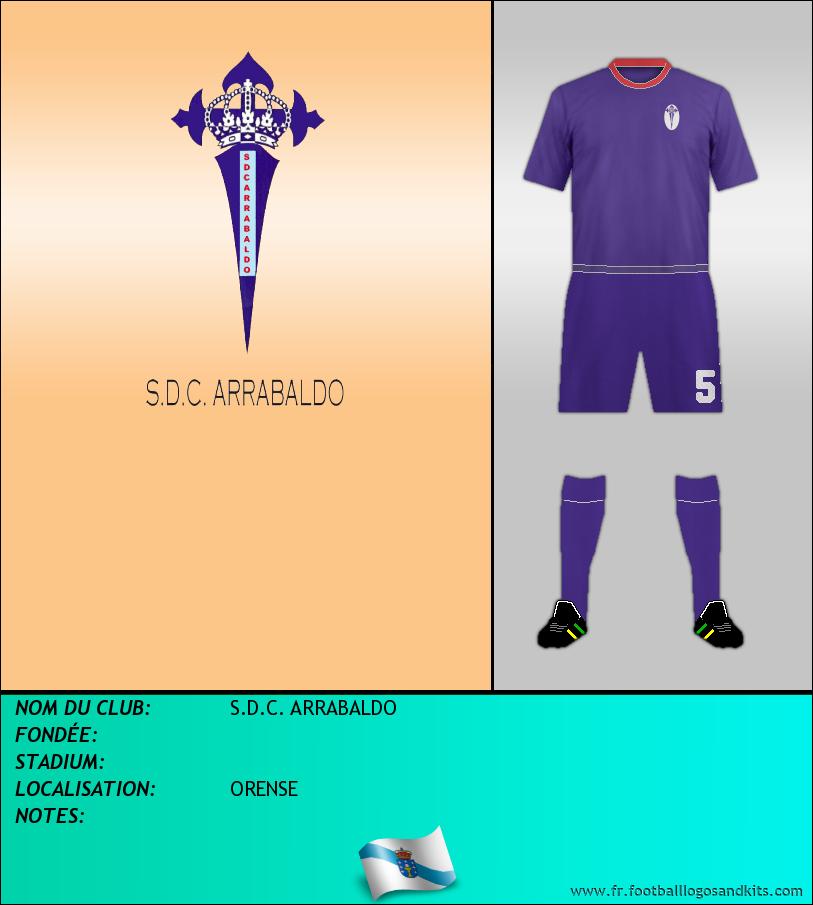 Logo de S.D.C. ARRABALDO