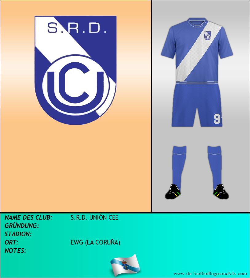 Logo S.R.D. UNIÓN CEE