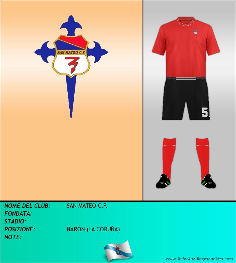 Logo di SAN MATEO C.F.