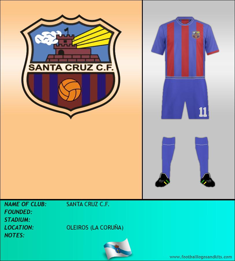 Logo of SANTA CRUZ C.F.