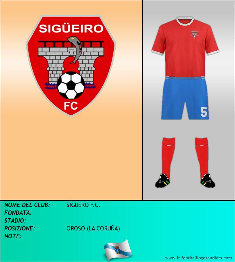 Logo di SIGÜERO F.C.