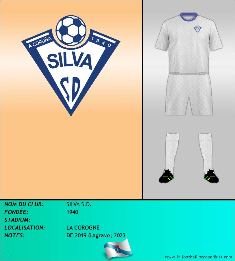 Logo de SILVA S.D.