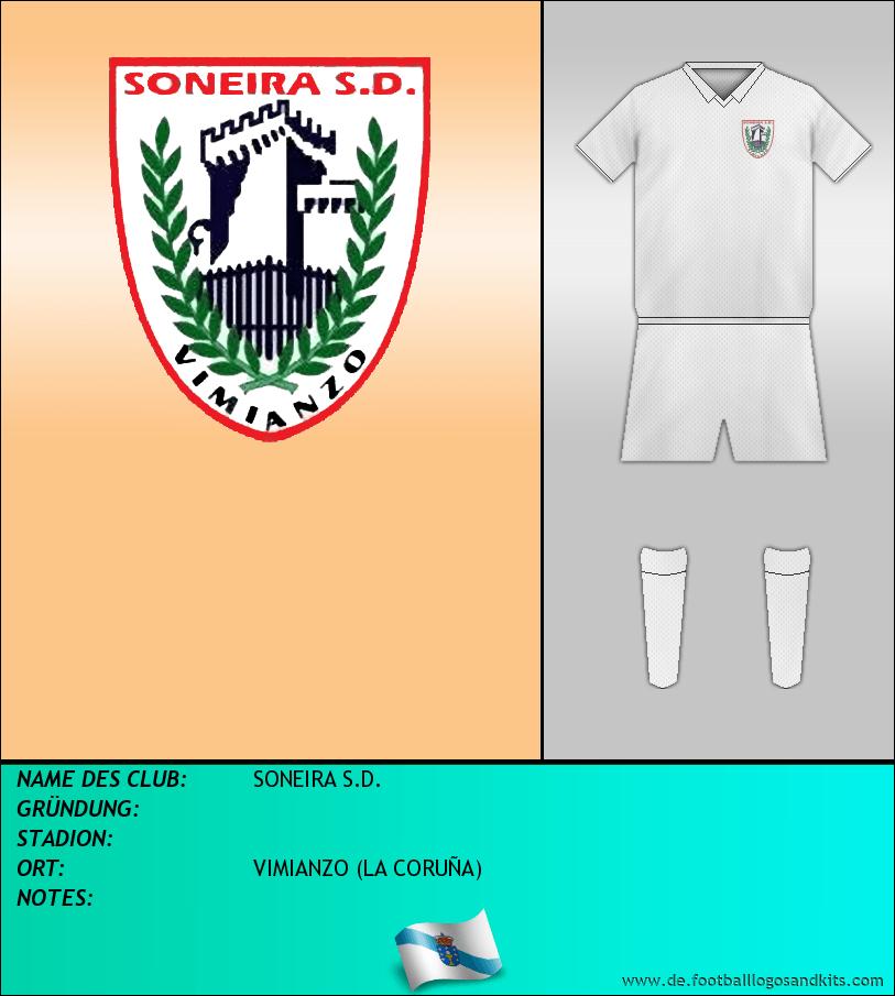 Logo SONEIRA S.D.