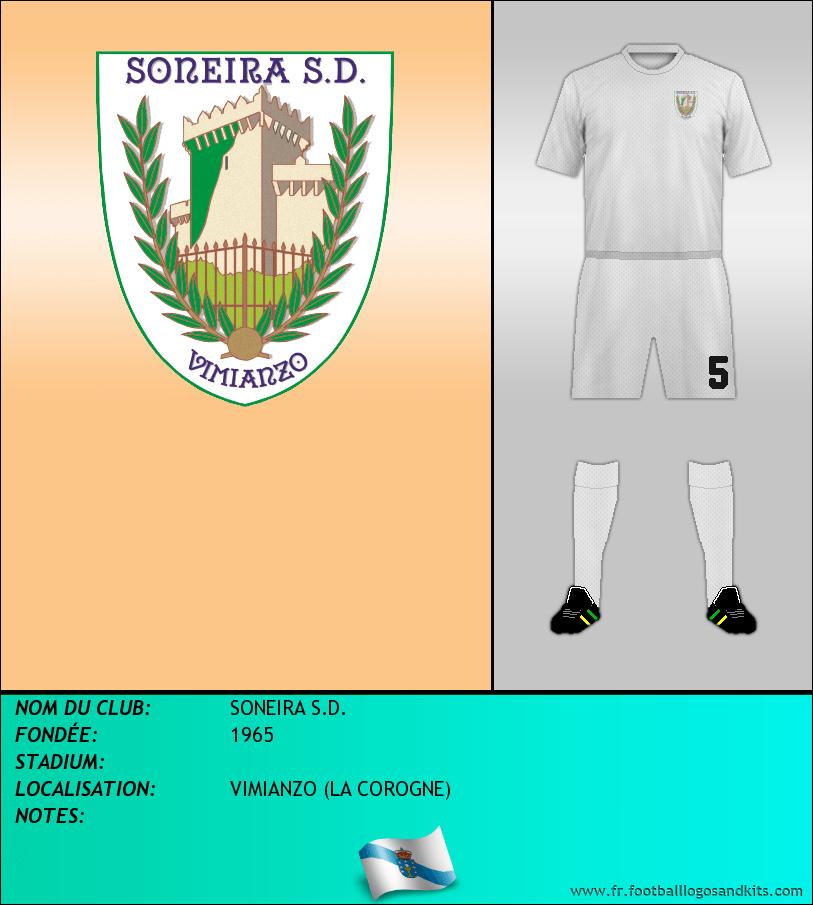 Logo de SONEIRA S.D.