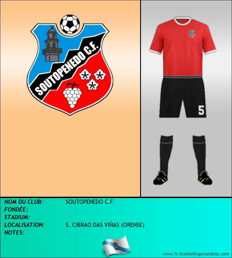 Logo de SOUTOPENEDO C.F.