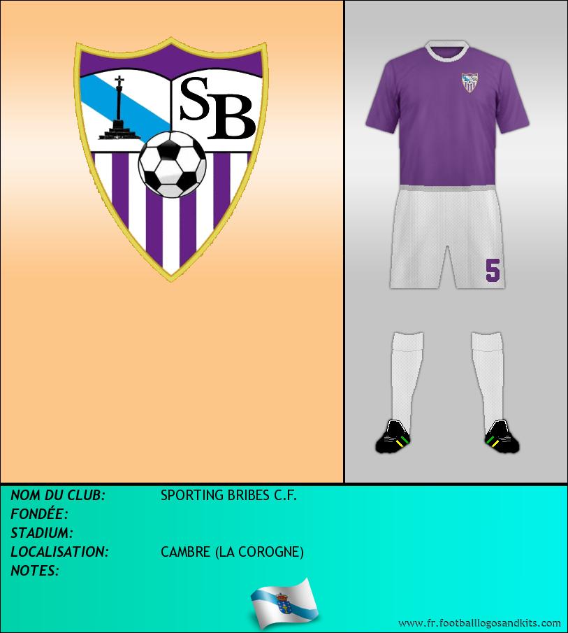 Logo de SPORTING BRIBES C.F.