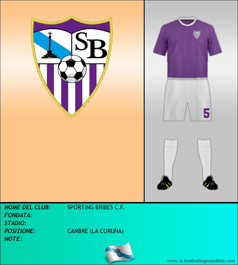 Logo di SPORTING BRIBES C.F.