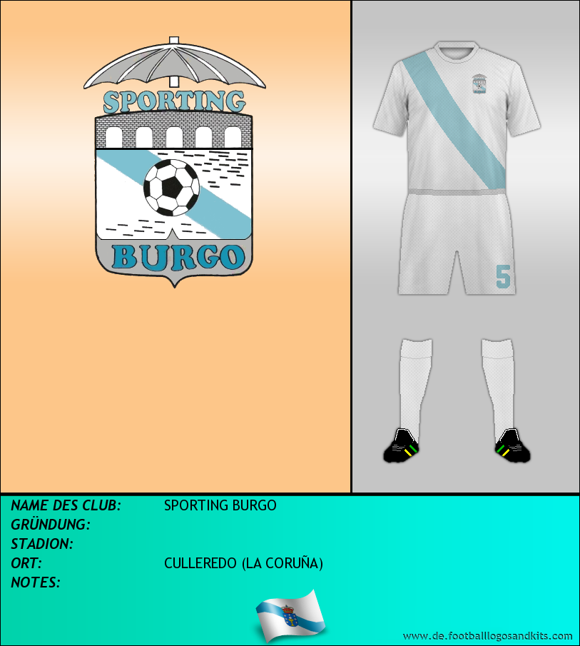 Logo SPORTING BURGO