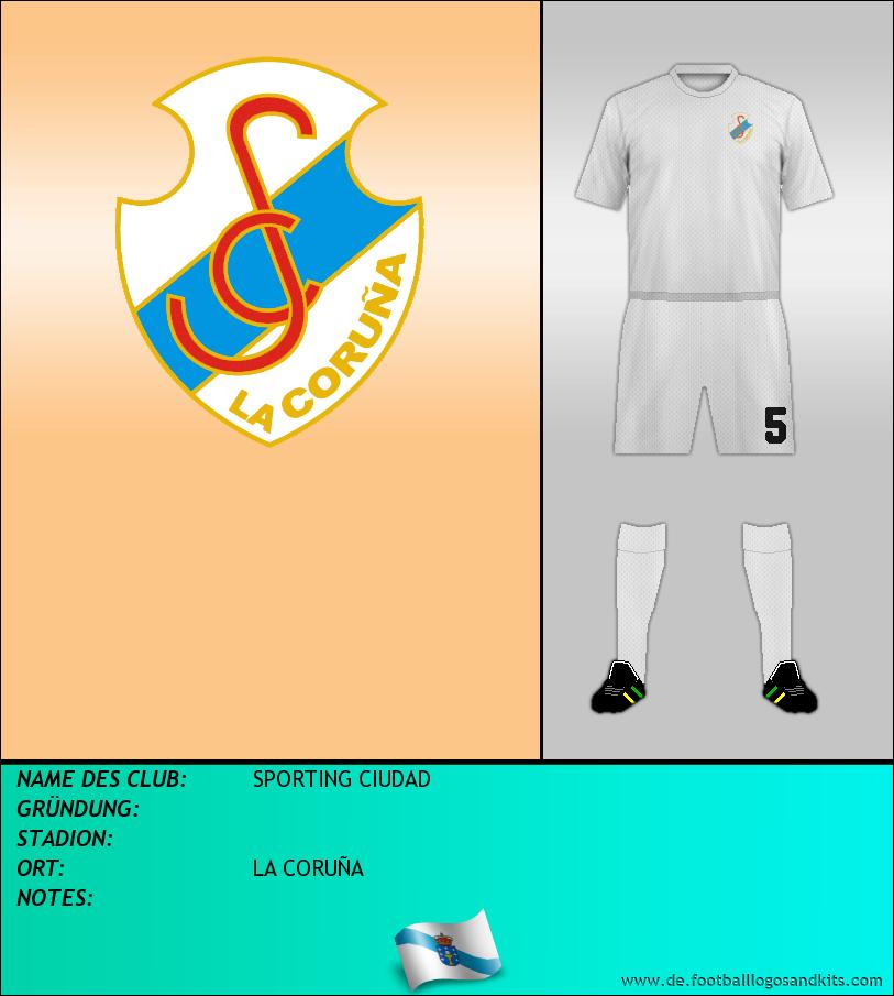 Logo SPORTING CIUDAD