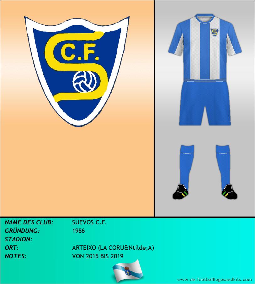 Logo SUEVOS C.F.